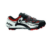 Northwave Rebel R3 SBS men red-white-black